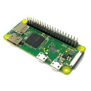 Raspberry Pi Zero WH, sa zalemljenim GPIO konektorom