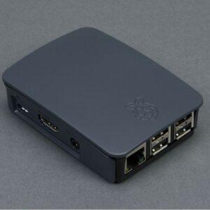 Oficijelno kućište za Raspberry pi 3 (crno)