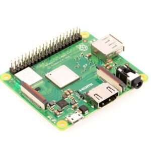.Raspberry Pi 3 model A+