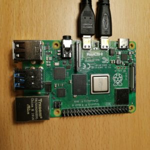 Micro HDMI na HDMI kabl, 1.5m, Raspberry Pi 4