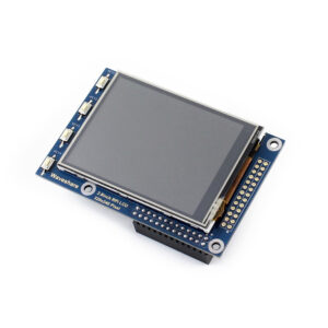 "Ekran 2.8 inča (A), za Raspberry Pi (LCD displej 2.8""), 320×240, osetljiv na dodir"