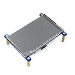 """Ekran 4 inča, HDMI, za Raspberry Pi (LCD displej 4""""), 800×480, osetljiv na dodir"""