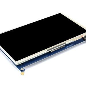 """Ekran 7 inča (C), za Raspberry Pi (LCD displej 7""""), 1024×600, osetljiv na dodir"""