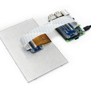 """Ekran 7 inča, za Raspberry Pi (LCD displej 7""""), 1024×600"""