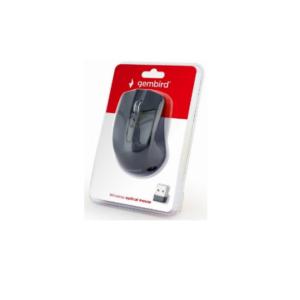 Bežični optički miš, USB, 800-1600dpi, crni