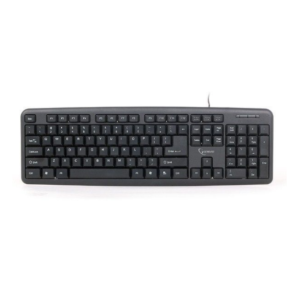 Standardna tastatura US raspored, crna, USB