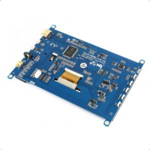 """Ekran 7 inča (H), za Raspberry Pi (LCD displej 7""""), 1024×600, osetljiv na dodir"""