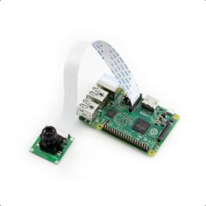 Raspberry Pi kamera (model B), podesivi fokus