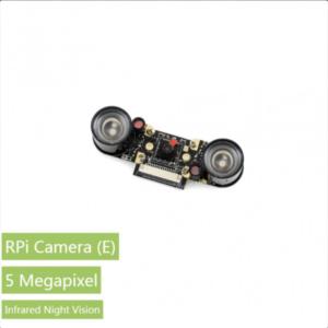 Raspberry Pi Kamera (model E), podržava Night Vision