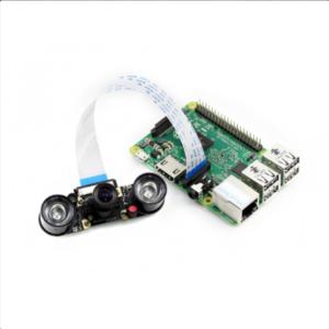 Raspberry Pi kamera (model F), podržava Night Vision, podesivi fokus