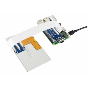 """Ekran 5 inča, DPI, za Raspberry Pi (LCD displej 5""""), 800×480"""
