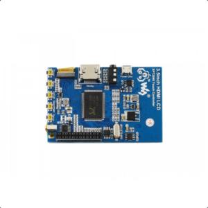 """Ekran 3.5 inča, HDMI, za Raspberry Pi (LCD displej 3.5""""), 480×320, osetljiv na dodir"""