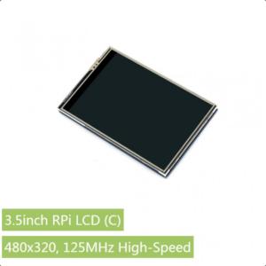 """Ekran 3.5 inča (C), za Raspberry Pi (LCD displej 3.5""""), 480×320, osetljiv na dodir"""