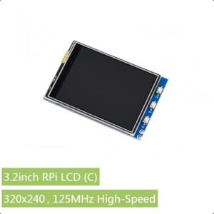 """Ekran 3.2 inča (C), za Raspberry Pi (LCD displej 3.2""""), 320×240, osetljiv na dodir"""