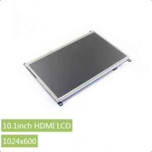 """Ekran 10.1 inča, HDMI, za Raspberry Pi (LCD displej 10.1""""), 1024×600, osetljiv na dodir"""