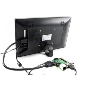 """Ekran 11.6 inča (H), HDMI, za Raspberry Pi (LCD displej 11.6""""), 1920×1080, osetljiv na dodir, sa kućištem"""
