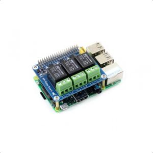 Raspberry Pi Rele ploča, 3 kanala, (Relay Board)