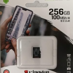Micro SD 256GB Kingston Canvas select PLUS klasa 10