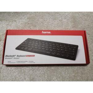 Bluetooth tastatura, Hama X300 crna