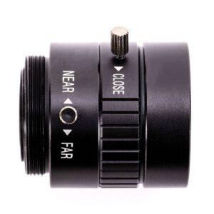 Sočivo za novu kameru (6mm 3MP Lens for RPi HQ Camera)