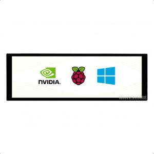 """Ekran 7.9 inča, HDMI, IPS, (LCD displej 7.9""""), 400×1280, osetljiv na dodir, ojačano staklo"""