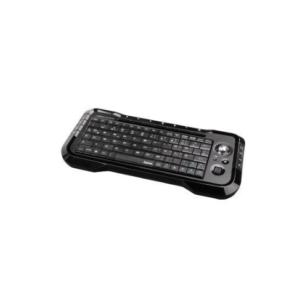Bežična Tastatura TV/PC Uzzano 2 + ugrađeni miš, track-ball
