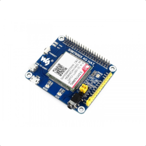 4G / 3G / 2G / GSM / GPRS / GNSS HAT za Raspberry Pi, LTE CAT4, Global Ver.