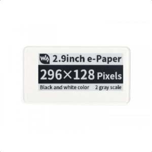 2.9 inča NFC e-Paper, bez baterija