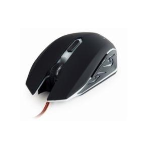 Gejmerski miš optički crveno osvetljenje 400-2400 dpi