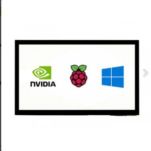 """Ekran 10.1 inča (E), HDMI, IPS, (LCD displej 10.1""""), 1024×600, osetljiv na dodir"""