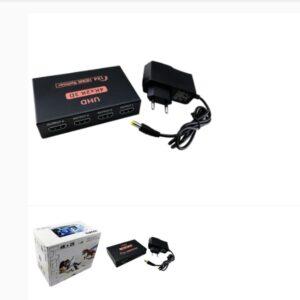 HDMI Spliter 1 na 4, aktivni 4K