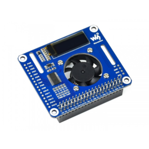 Fan HAT (ventilator) za Raspberry Pi, I2C