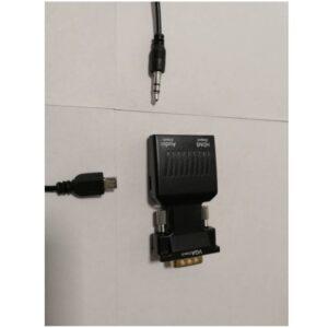 VGA na HDMI adapter konverter