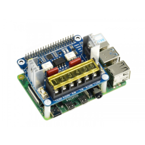 2-CH Triac HAT za Raspberry Pi, Integrisani MCU, UART / I2C (Triak)