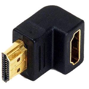 HDMI adapter ugaoni muško-ženski H-12
