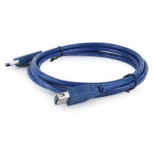 USB 3.0 kabl produžni, plavi
