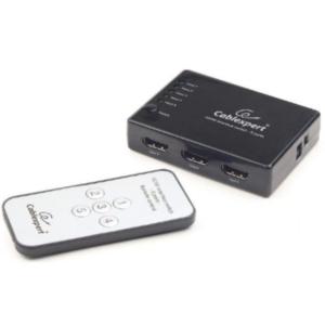 HDMI razdelnik, splitter, 5 na 1, sa daljinskim