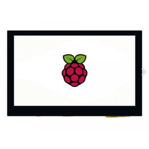 Ekran 4.3 inča za Raspberry Pi, osetljiv na dodir, DSI, 800×480