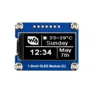 1.3 inča OLED displej za Raspberry Pi, 64×128