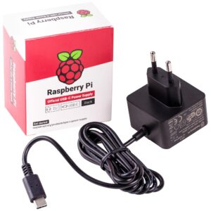 .Raspberry Pi 400 FULL komplet, kit, crni