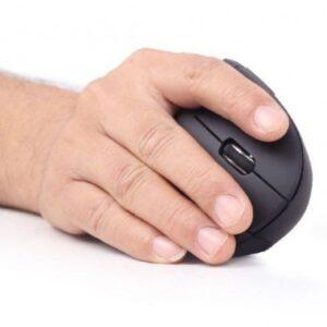 Bežični miš 2.4GHz optički miš 800 – 1600 DPI 95mm, crni