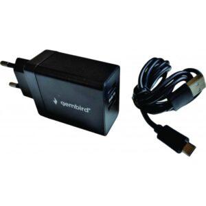 Punjač za telefone i tablete 5v NPA-AC25 – crni
