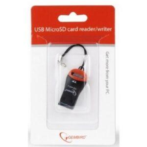 Micro SD čitač kartica privezak