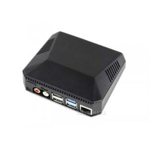 Kućište za Raspberry Pi 4, Argon Nanosound One, aluminijum, sa ugrađenim Hi-Fi DAC