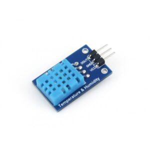 DHT11 Temperature-Humidity Sensor (senzor temperatura-vlažnost)