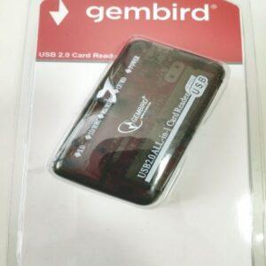 Čitač svih tipova memorijskih kartica, USB 2.0