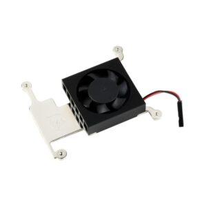 Ventilator za Raspberry Pi sa aluminijumskim nosačem