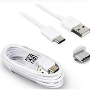 USB 2.0 kabl AM na Type-C (AM/CM), QC3.0, 1,8m, beli