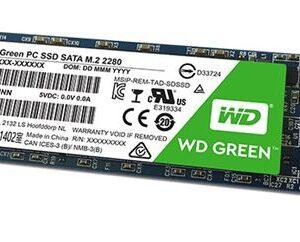 SSD M.2 120GB WD Green WDS120G2G0B