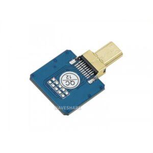 Micro HDMI Adapter, horizontalni